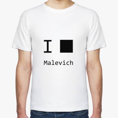 Футболка Малевич
