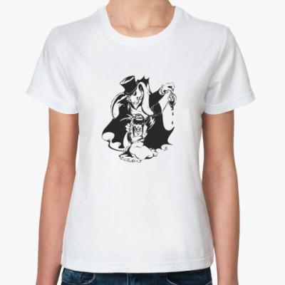 Классическая футболка AliceGoth
