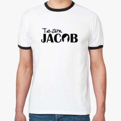 Футболка Ringer-T Team Jacob