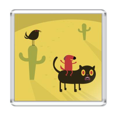 Магнит  Cactus