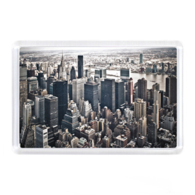 Магнит Нью-Йорк, New York NY