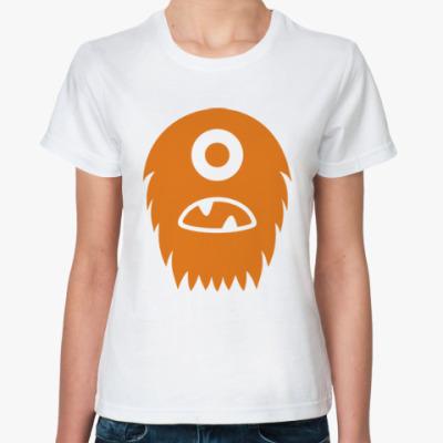 Классическая футболка Монстр Monster