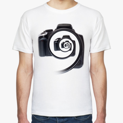 Футболка Бесконечный фотоаппарат