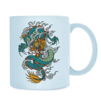 Кобра с драконом