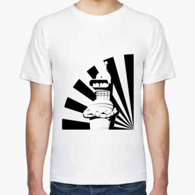 Футболка  футболка «BEnder»