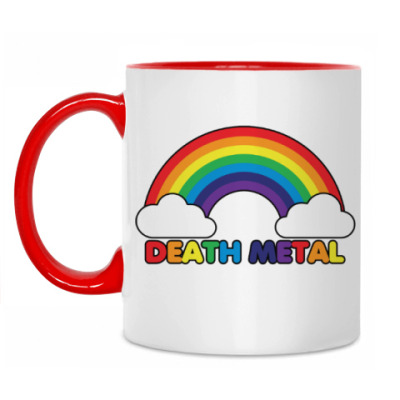 Кружка Death Metal