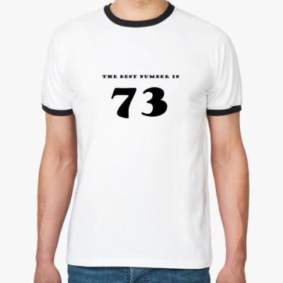 Футболка Ringer-T  73