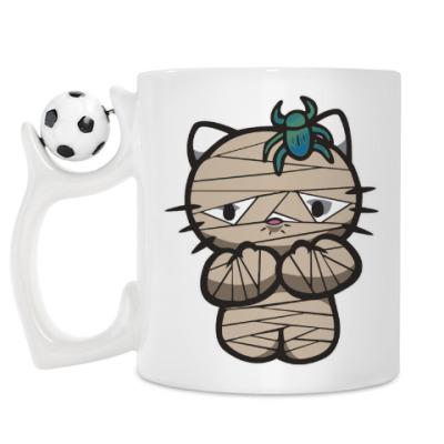 Кружка Китти Мумия
