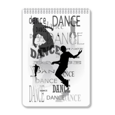 Блокнот Dance