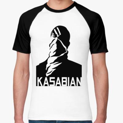 Футболка реглан Kasabian