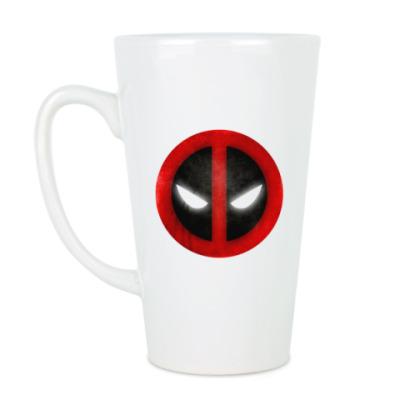 Чашка Латте Deadpool