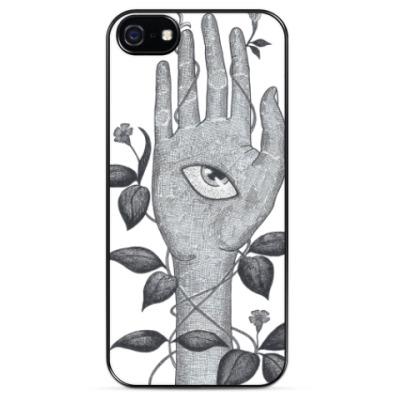 Чехол для iPhone Хамса