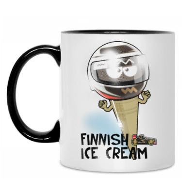 Кружка Finnish Ice Cream