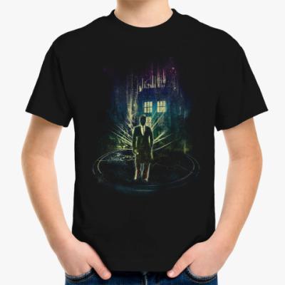 Детская футболка Доктор