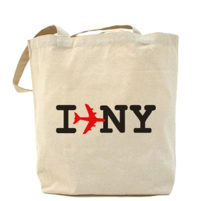 Сумка Люблю Нью-Йорк