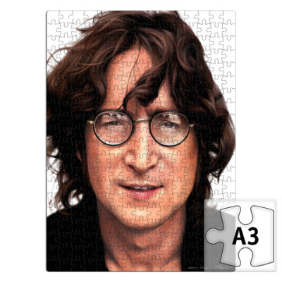 Пазл  Imagine John Lennon