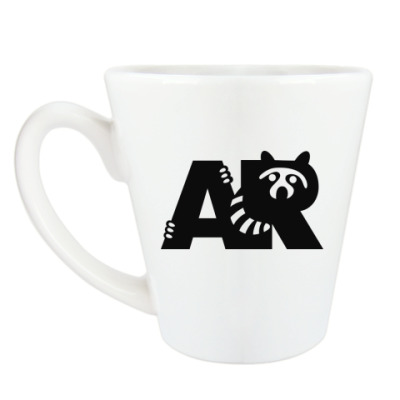 Чашка Латте Animal Rights