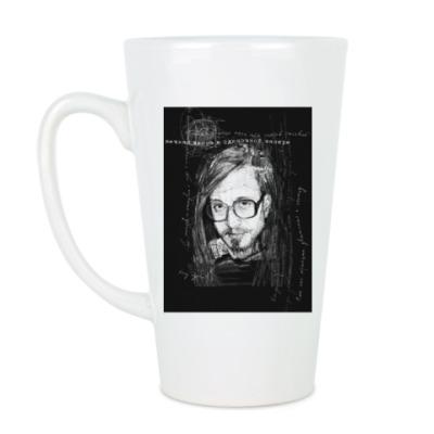 Чашка Латте Егор Летов