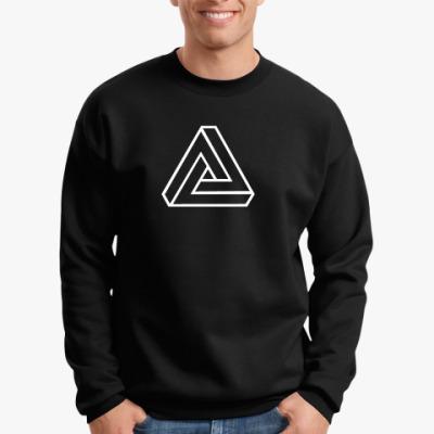 Свитшот Невозможный треугольник