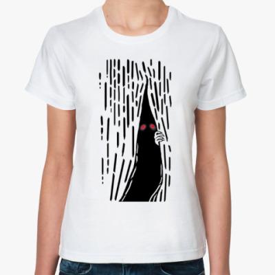 Классическая футболка Нечто Сверхъестественное