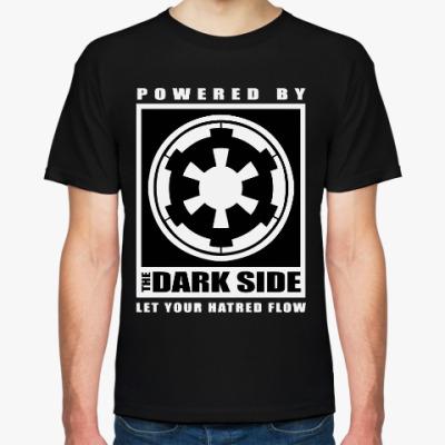 Футболка Темная Сторона (Звездные Войны)