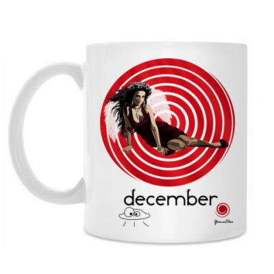 Кружка December
