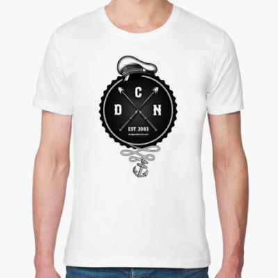 Футболка из органик-хлопка Official DCN 9 T-Shirt