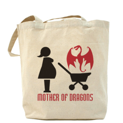 Сумка Мать драконов
