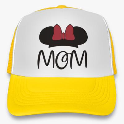 Кепка-тракер Mom