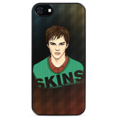 Чехол для iPhone 5 TONY SKINS