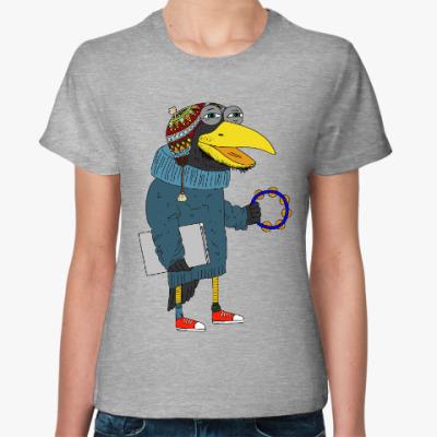 Женская футболка Карыч