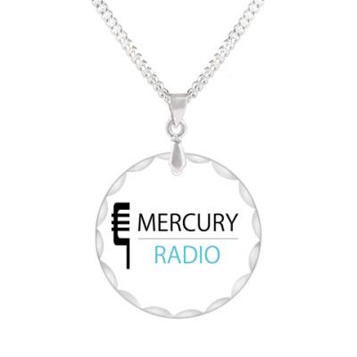 Кулон  Mercury Radio