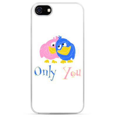 Чехол для iPhone Only you