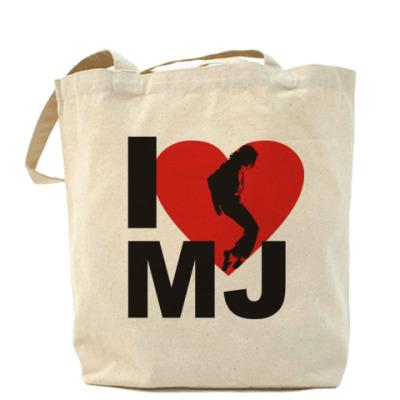 Сумка I love MJ