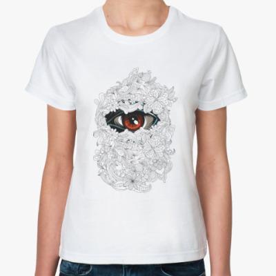 Классическая футболка Взгляд