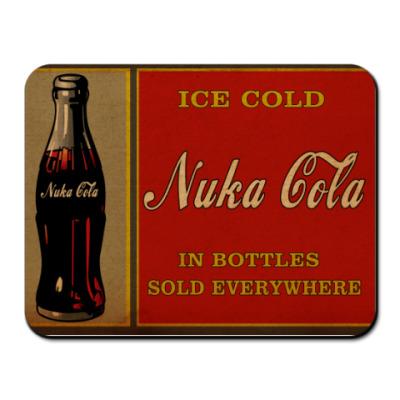Коврик для мыши Nuka Cola