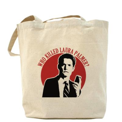 Сумка Twin Peaks Dale Cooper