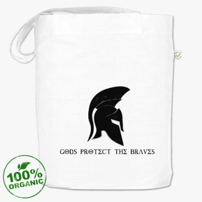 Сумка Gods protect the braves