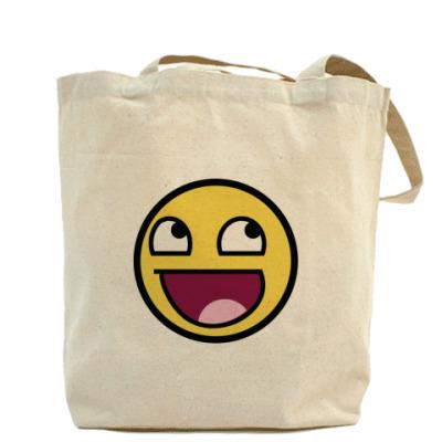 Холщовая сумка Awesome