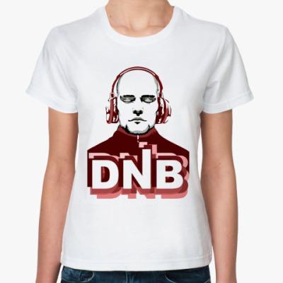 Классическая футболка DnB