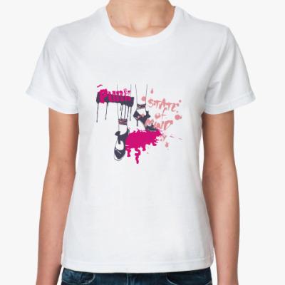 Классическая футболка Punk STATE!