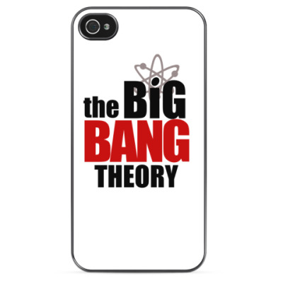 Чехол для iPhone The Big Bang Theory