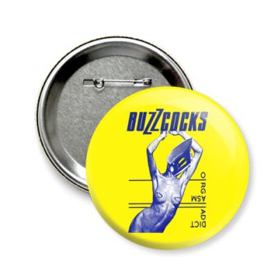Значок 58мм Buzzcocks