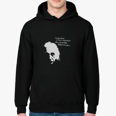 Толстовка худи Эйнштейн