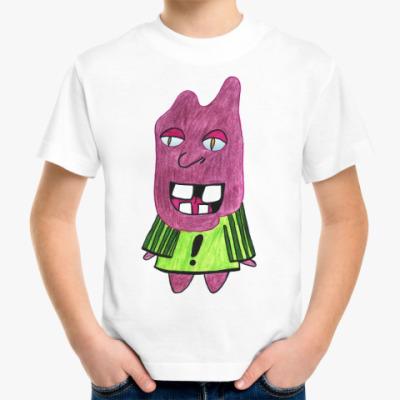 Детская футболка Street art