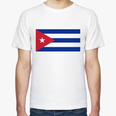 Футболка  Куба
