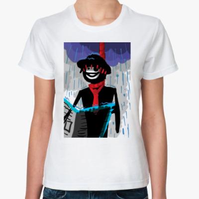 Классическая футболка 'Mr.'