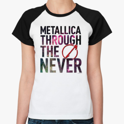Metallica Through The Never Space For Ladies #2
