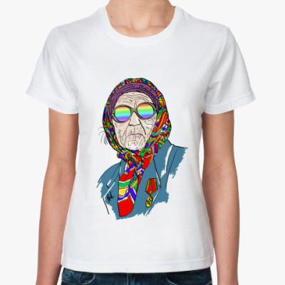 Классическая футболка Хипстер