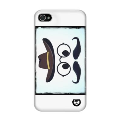 Чехол для iPhone 4/4s ковбой